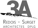 REDOIS – SURGET Architectes DPLG – La Chevrolière – Nantes Logo