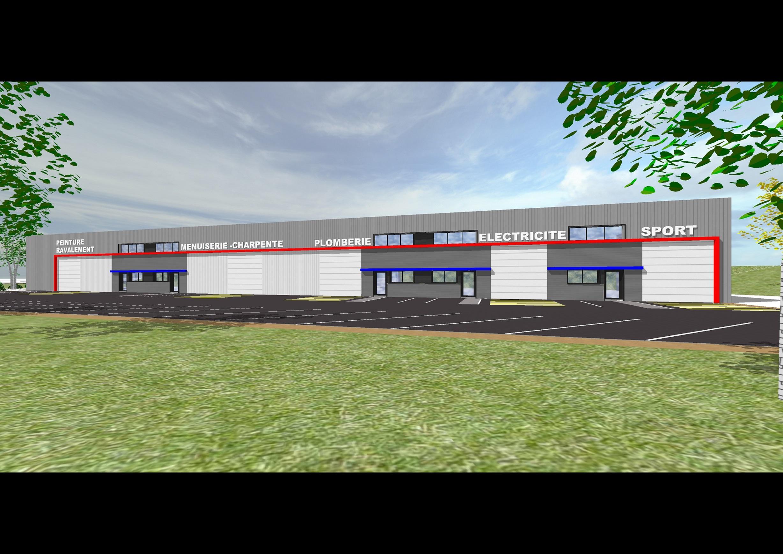 3A REDOIS-SURGET Architectes Commune de Caudan