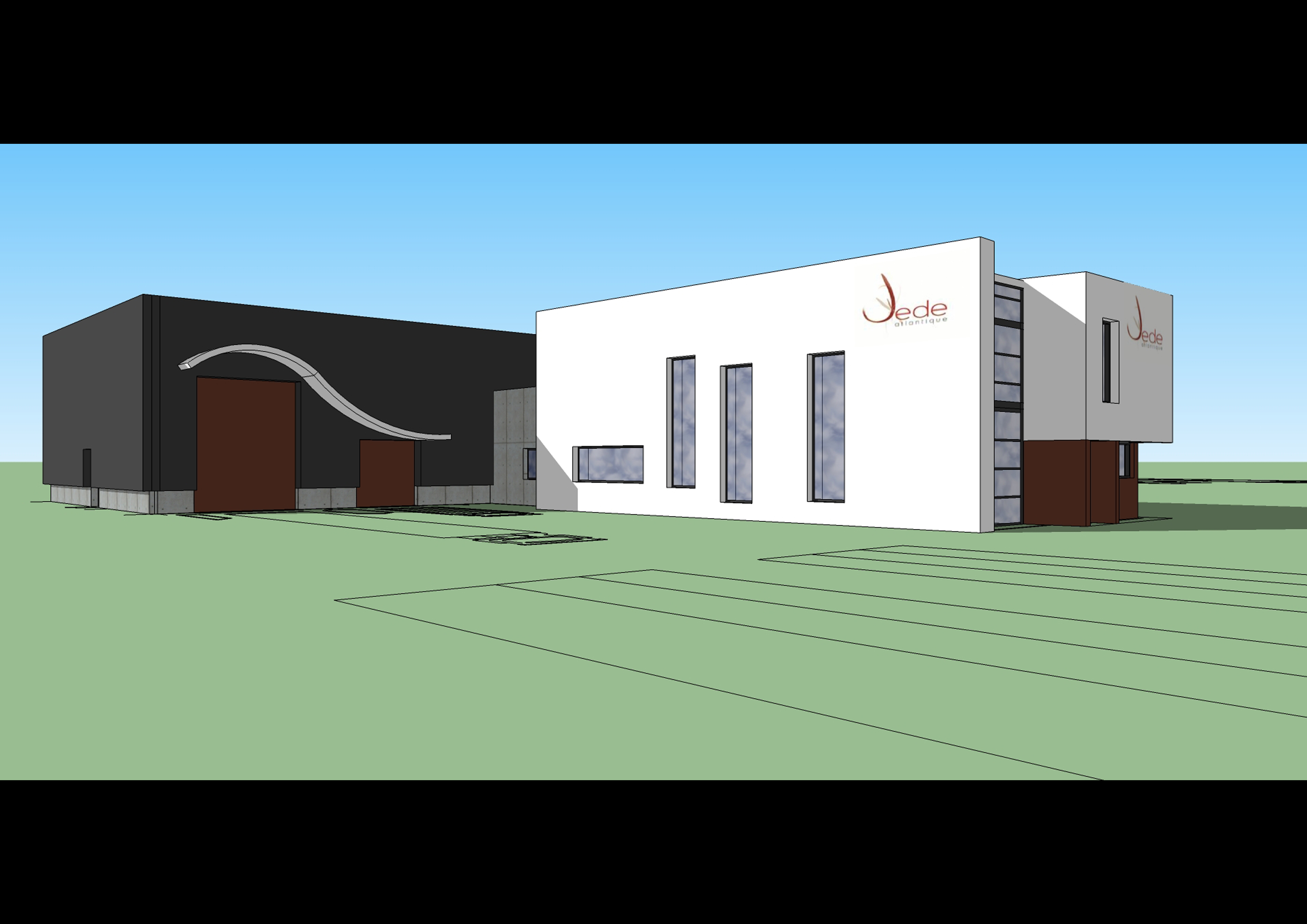 3A REDOIS-SURGET Architectes Commune de Cheix-en-Retz