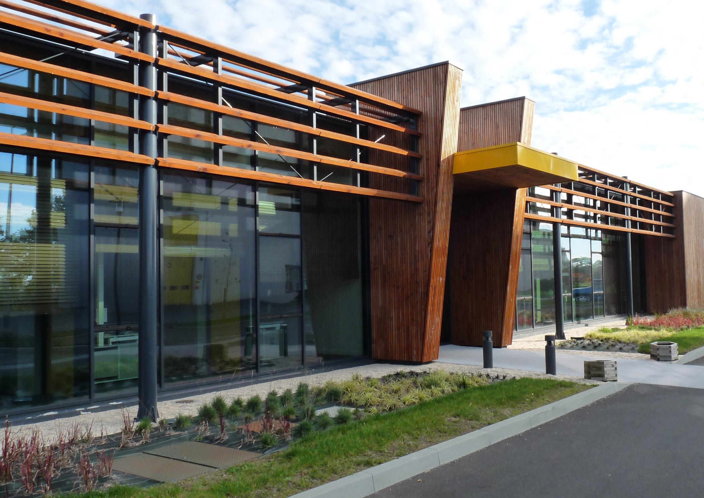 3A REDOIS-SURGET Architectes Commune de Boussay
