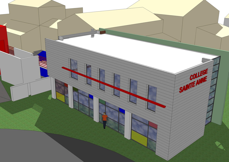 3A REDOIS-SURGET Architectes Commune de Rezé