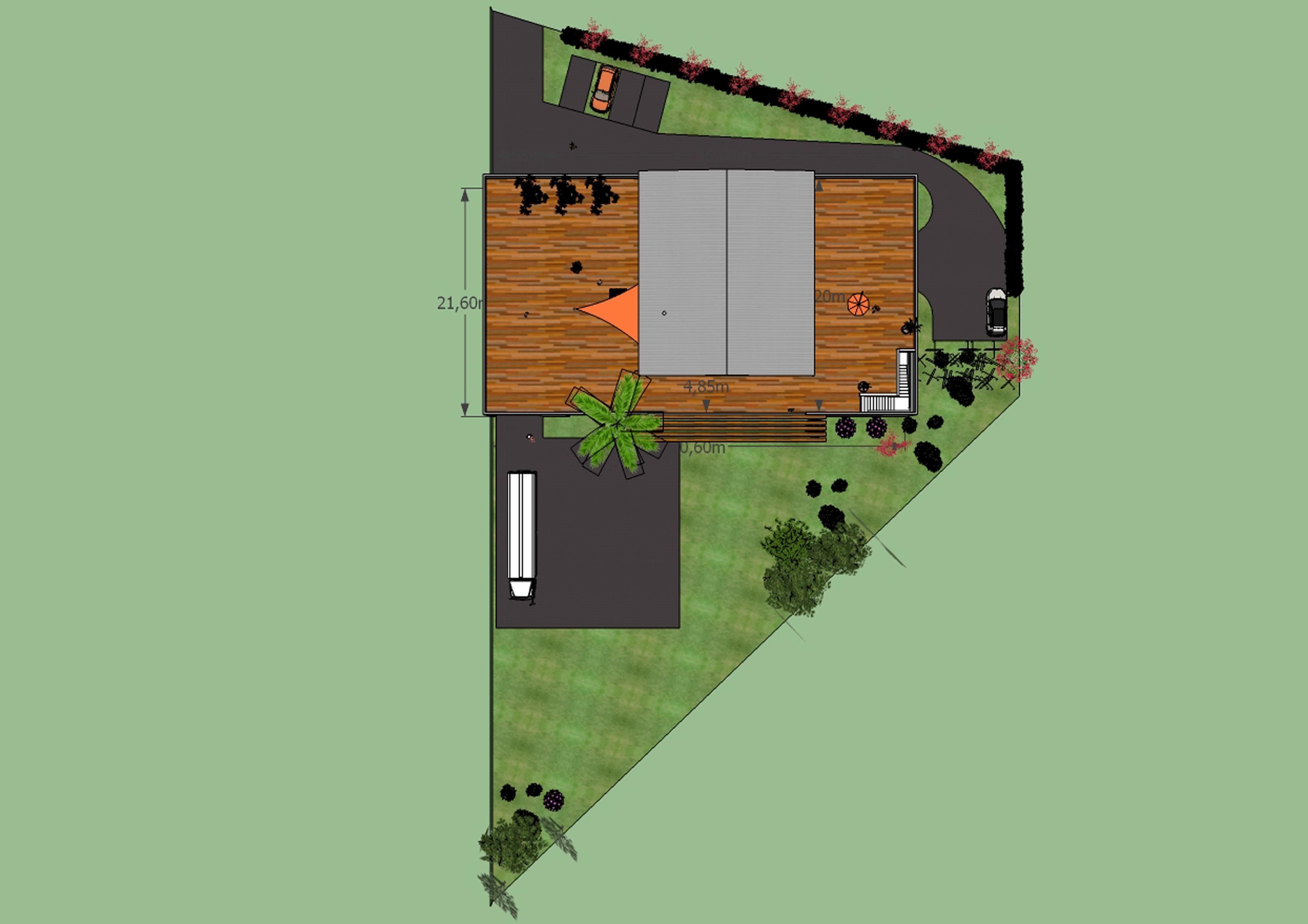 3A REDOIS-SURGET Architectes Commune de Couëron
