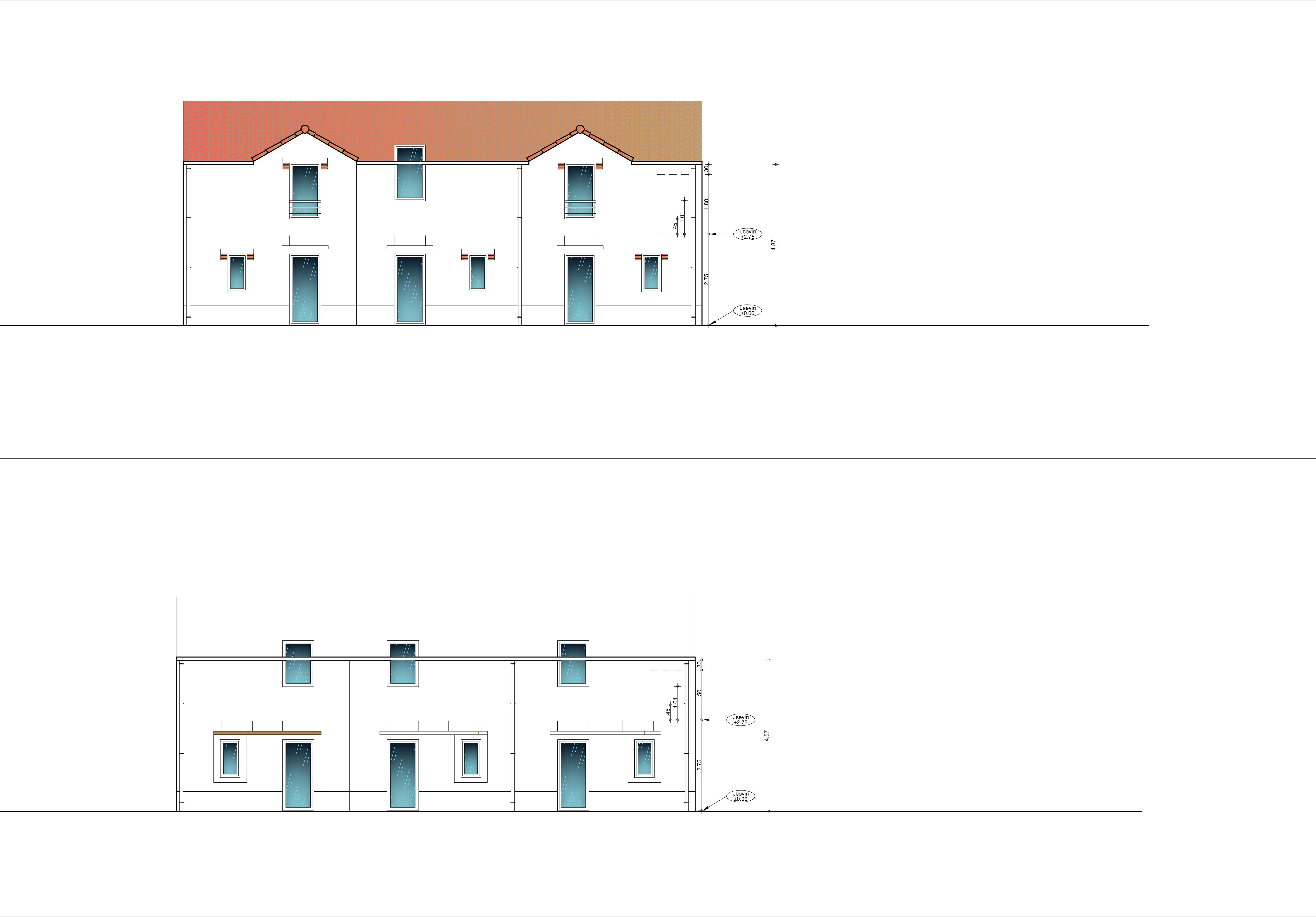 3A REDOIS-SURGET Architectes Commune de La Plaine-sur-Mer