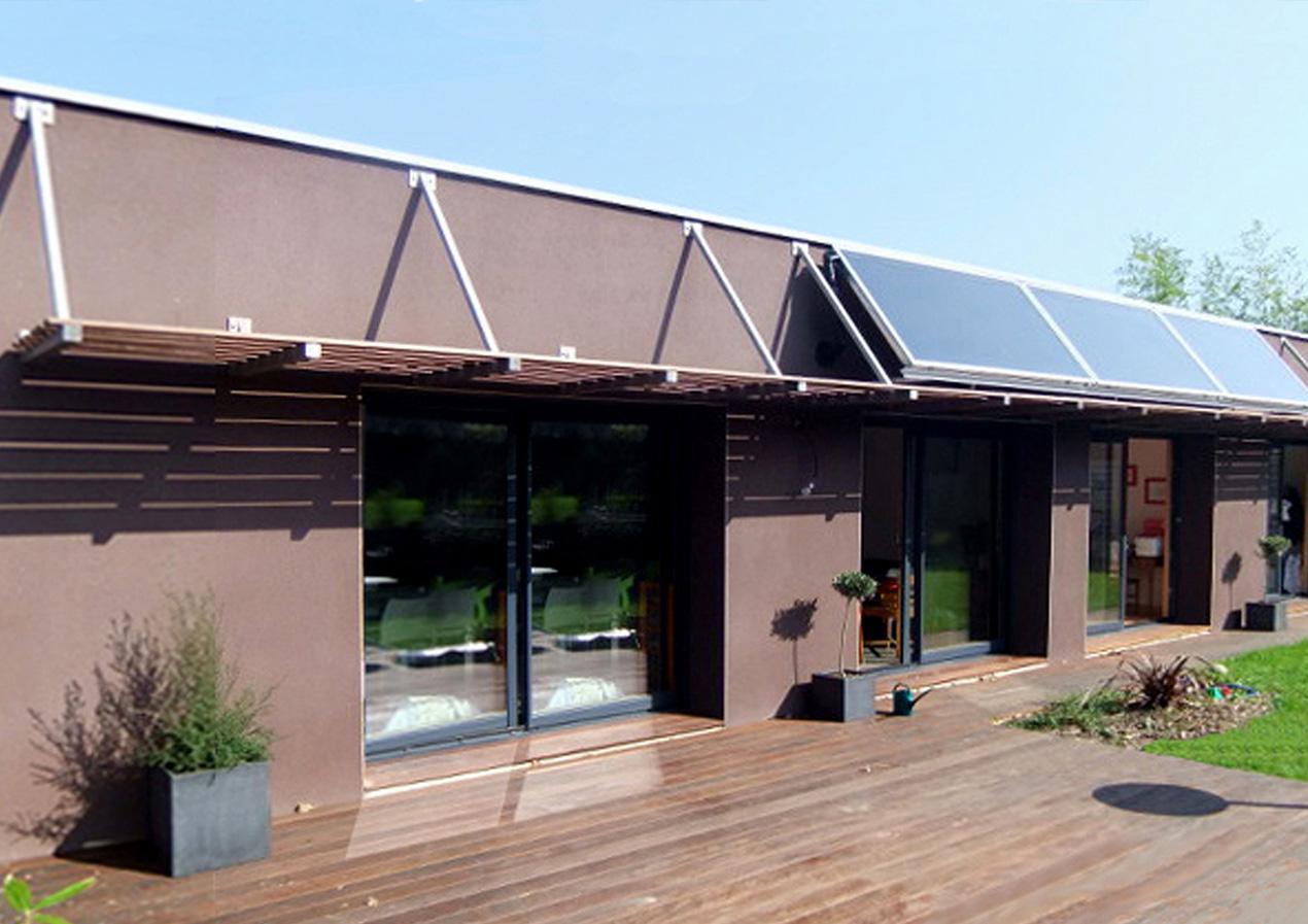 3A REDOIS-SURGET Architectes Trignac