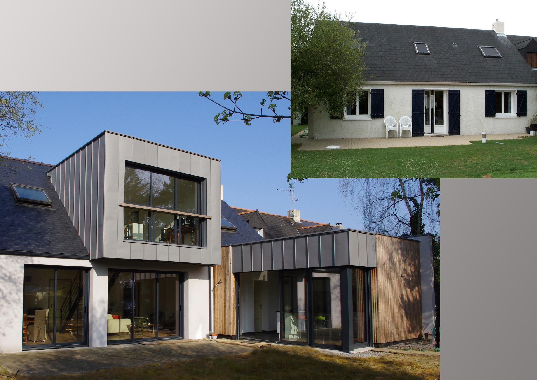 3A REDOIS-SURGET Architectes Commune de Nantes Métropole