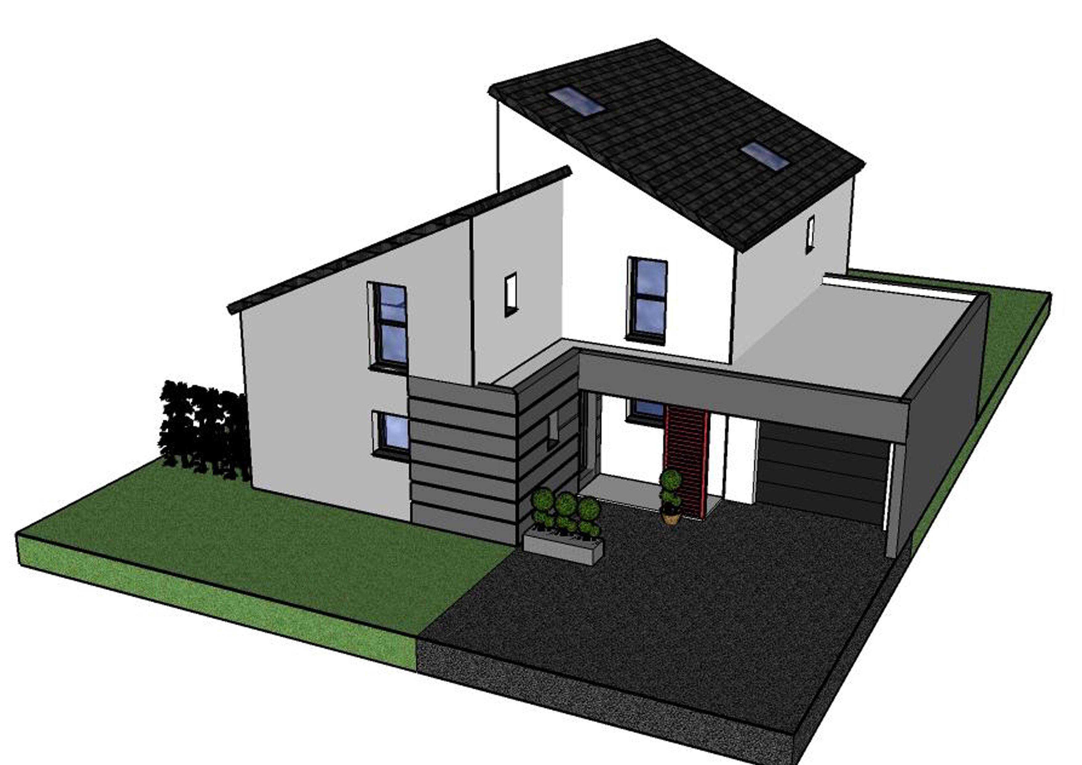 3A REDOIS-SURGET Architectes Commune de la Région de Blain