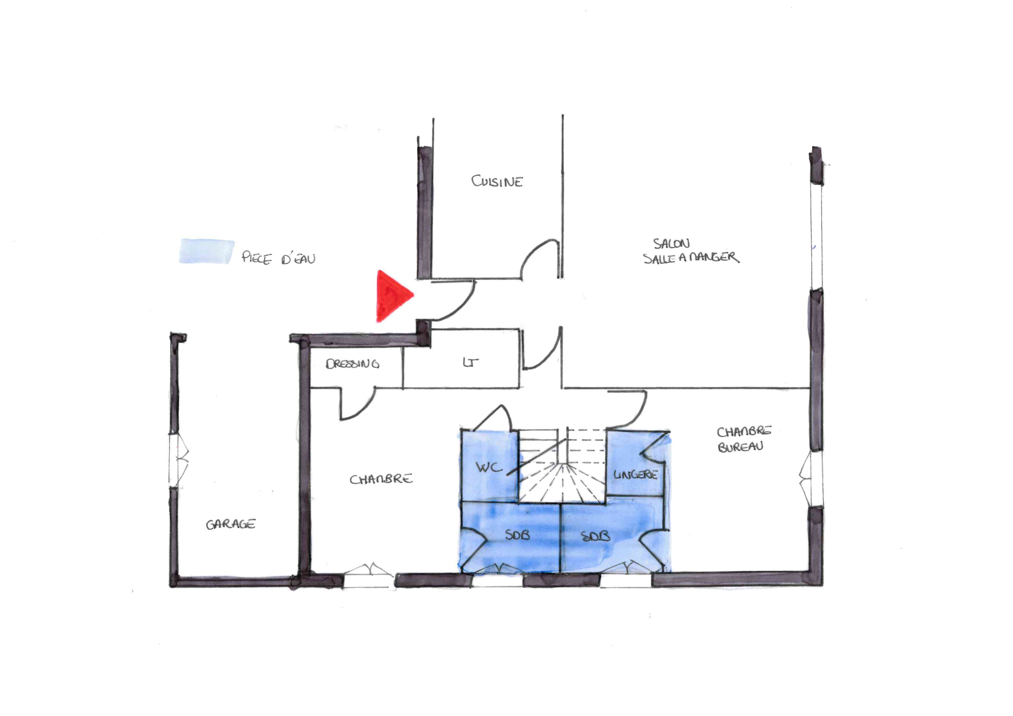 3A REDOIS-SURGET Architectes Nantes Metropole