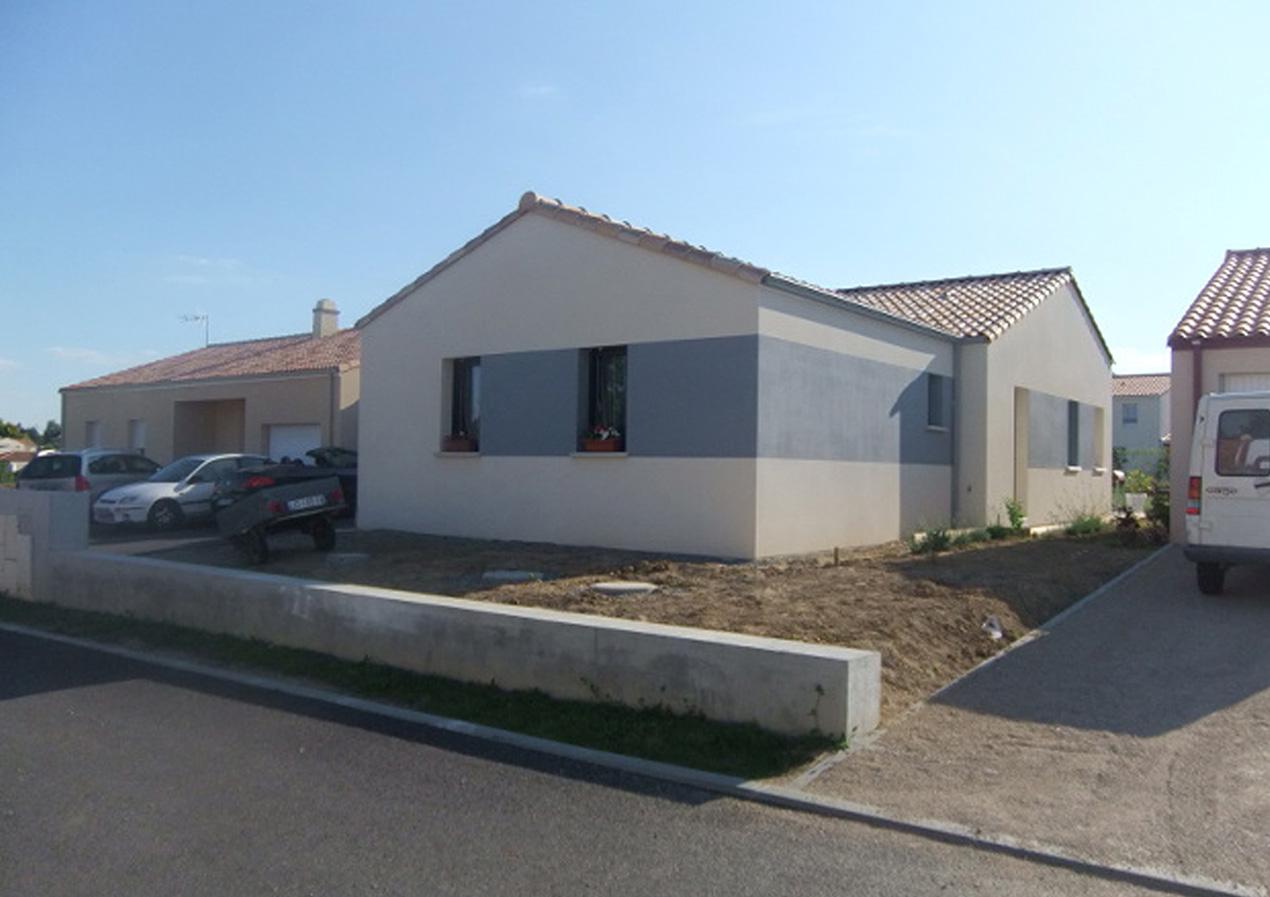 3A REDOIS-SURGET Architectes Bouée