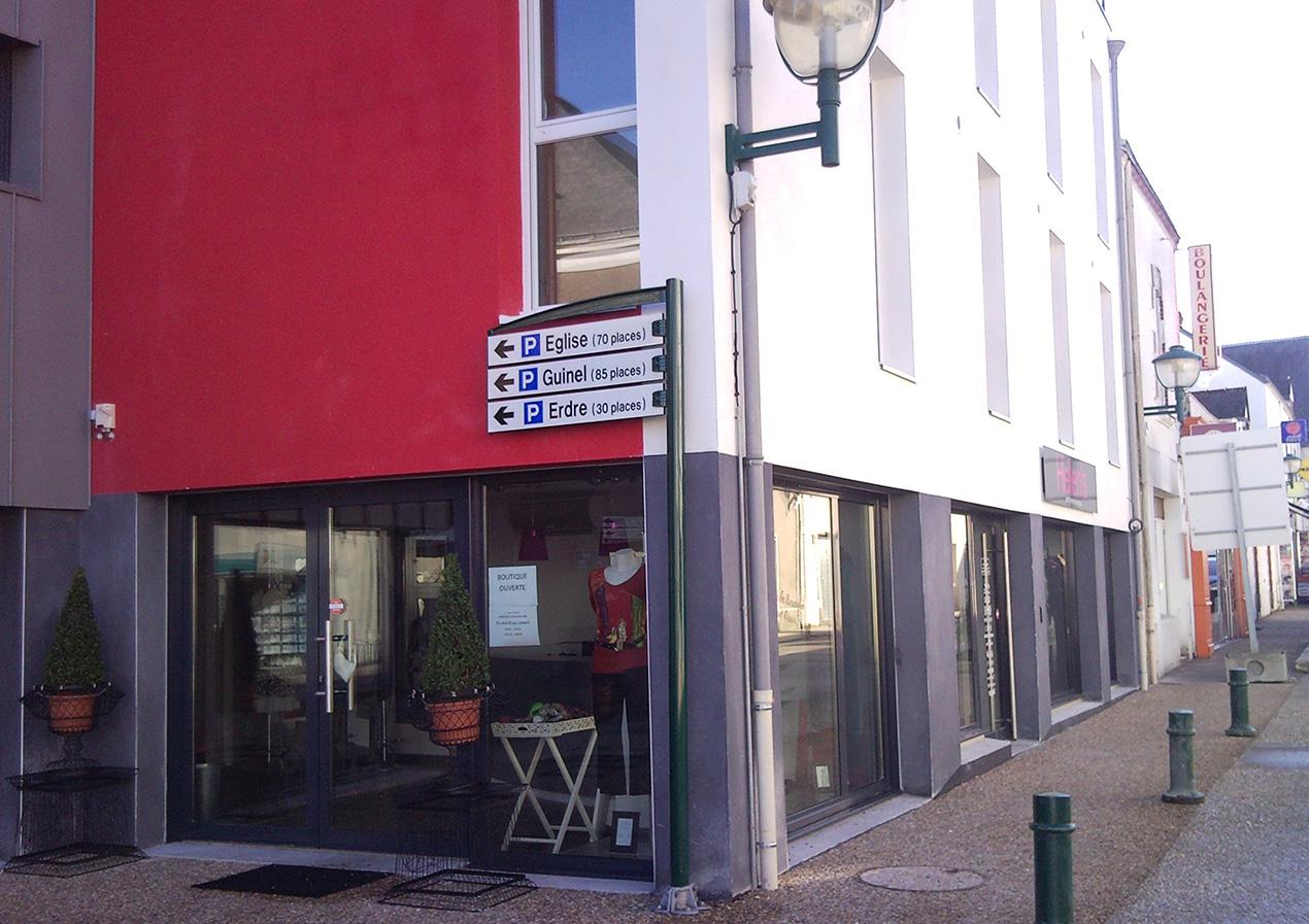 3A REDOIS-SURGET Architectes Commune La Chapelle-sur-Erdre