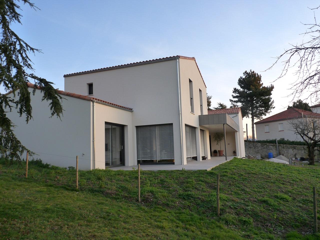 3A REDOIS-SURGET Architectes Treillieres