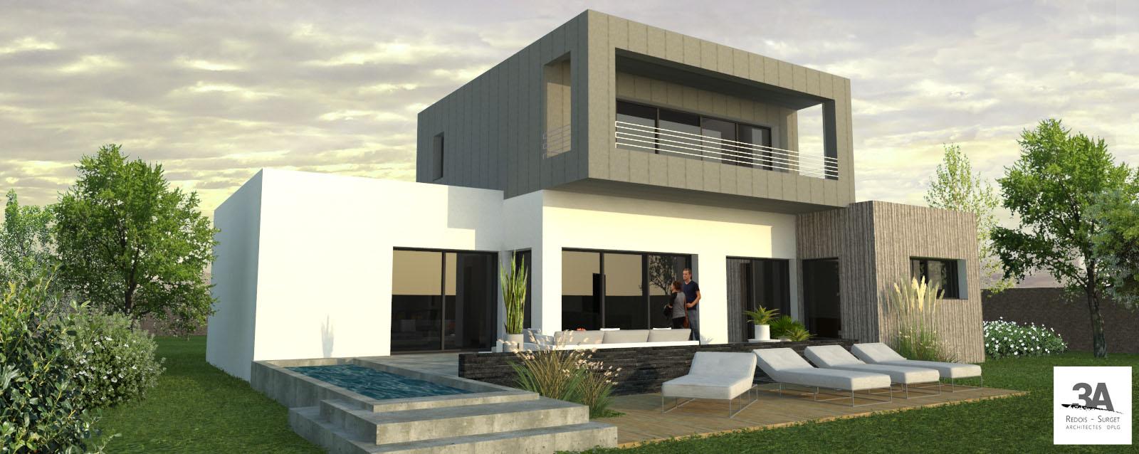 3A REDOIS-SURGET Architectes Clisson