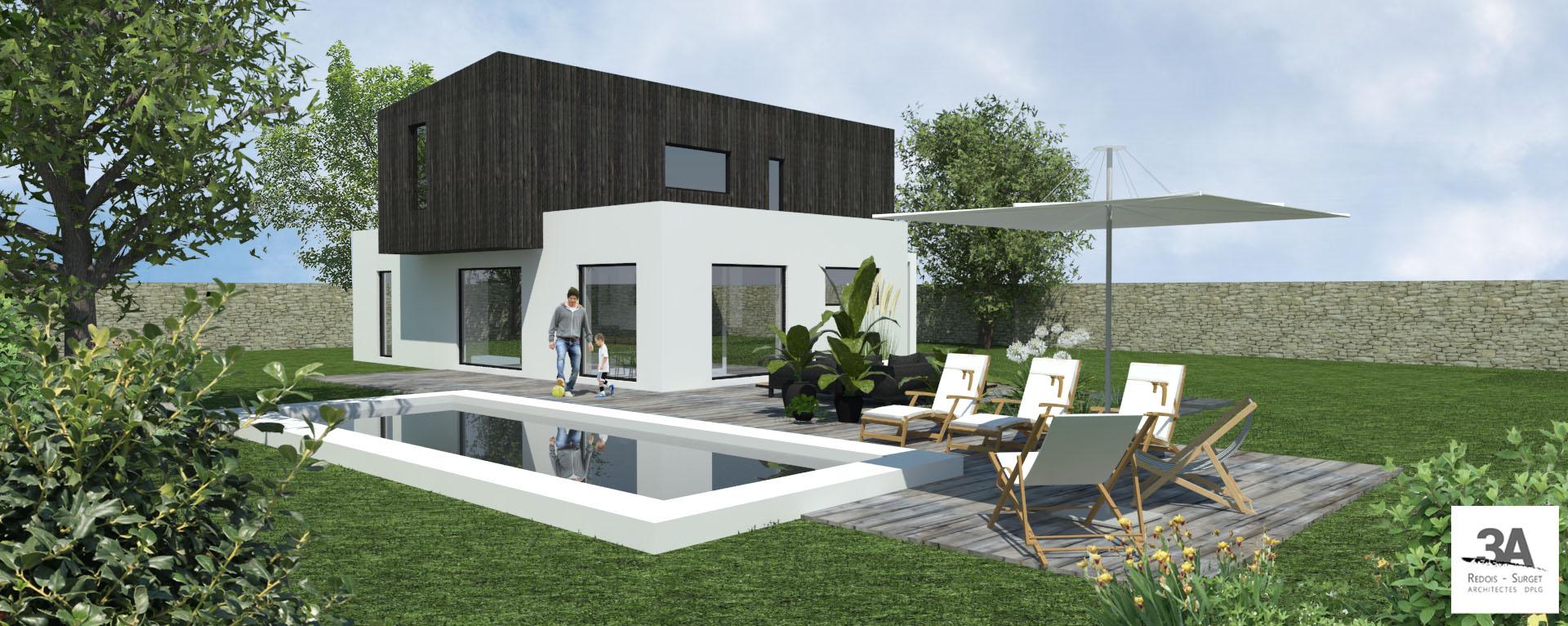 3A Redois-Surget architectes - VUE