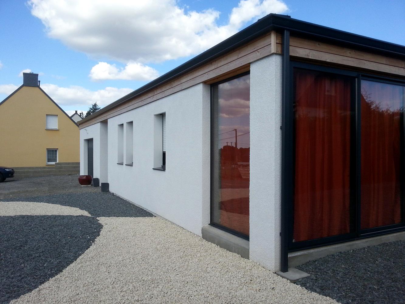 3A REDOIS-SURGET Architectes Commune de Indre