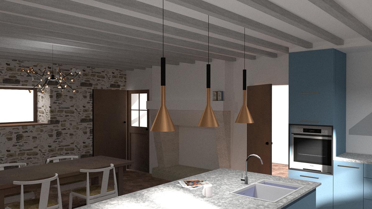 3A Redois-Surget architectes 44640 VUE