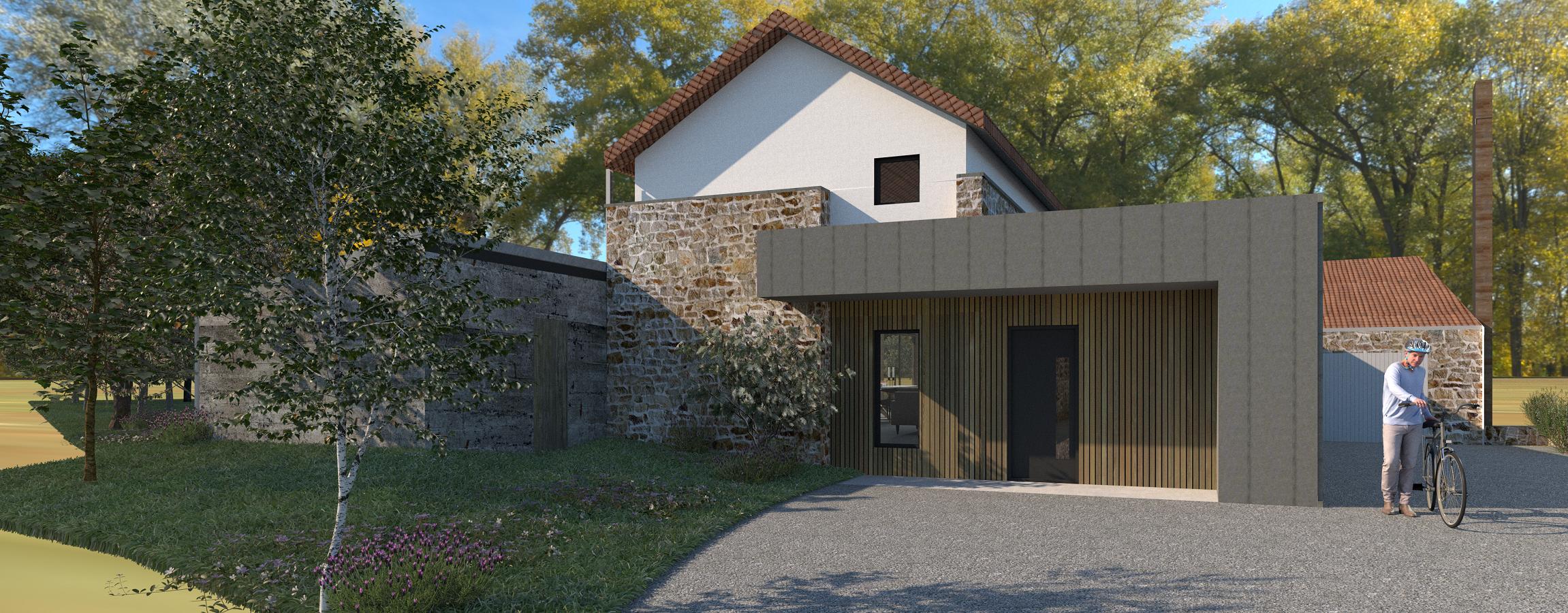 3A Surget Agence d'Architectes Associés - SAINT VIAUD